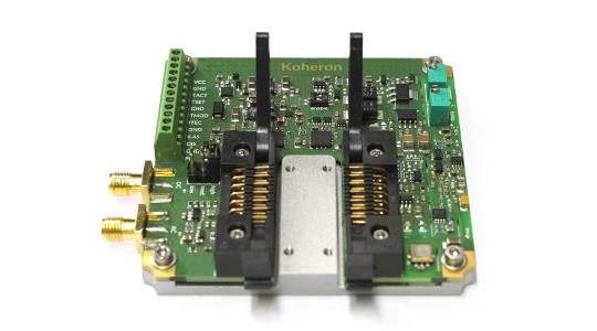 CTL100 ZIF socket