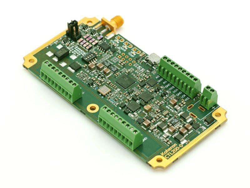 Digital laser controller