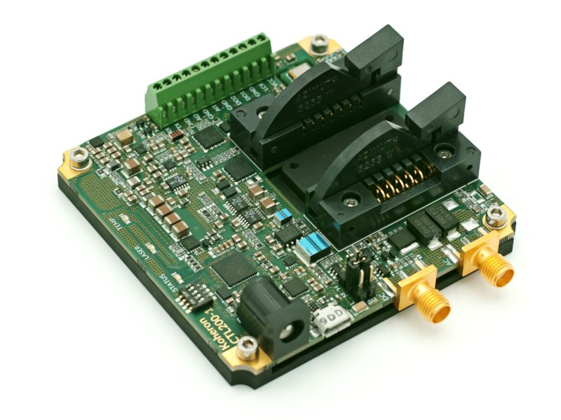 Digital butterfly laser diode controller