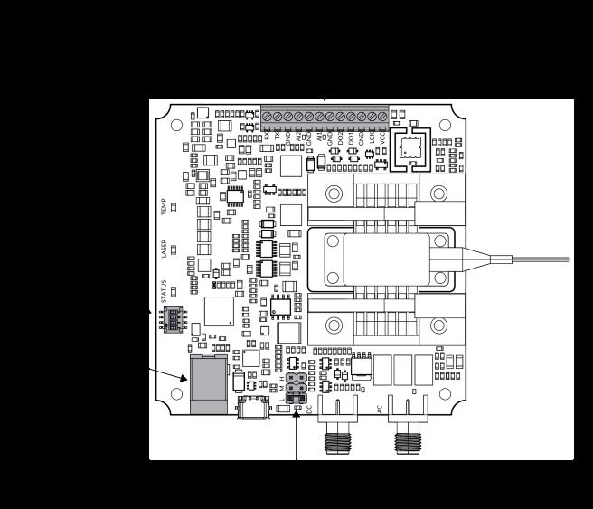 CTL200 v5 mechanical interface