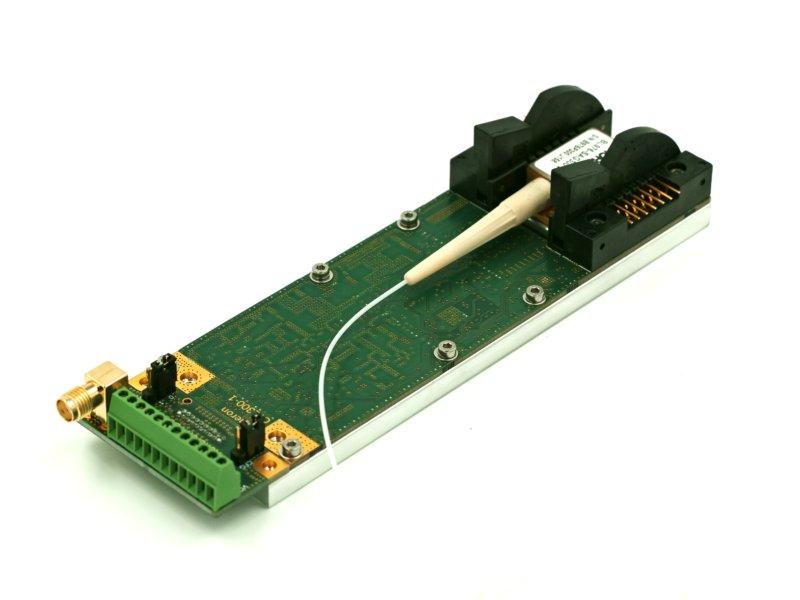Industrial laser diode controller