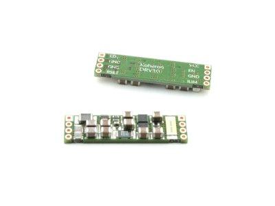 DRV10 - OEM PCB-mount laser diode driver