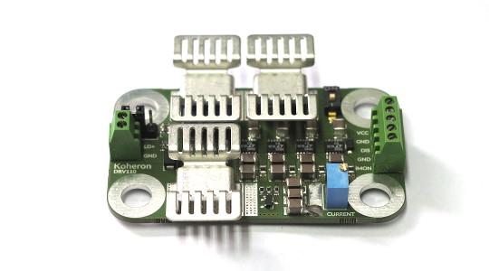 DRV110 - 1 A sub-Poissonian laser current driver