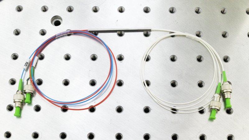 2x2 Fiber optic coupler