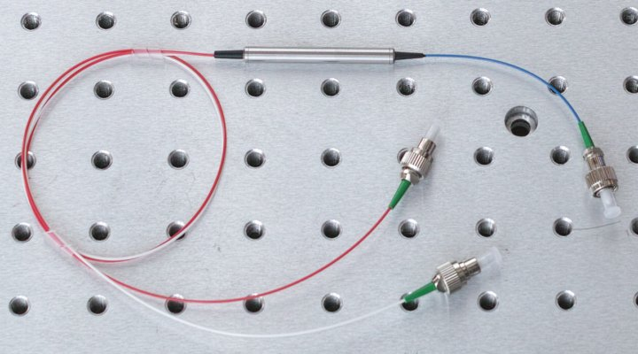 Fiber optic circulator