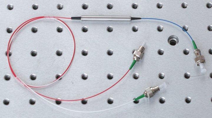 Fiber optic circulator
