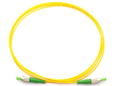 Fiber optic patch cable