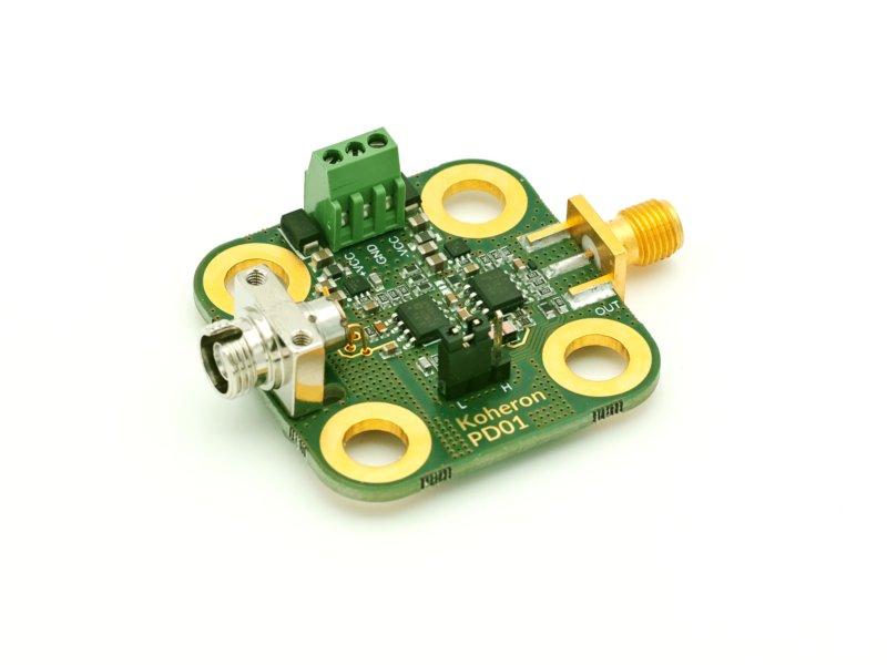 High sensitivity photodetector