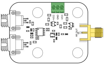PD100B user interface