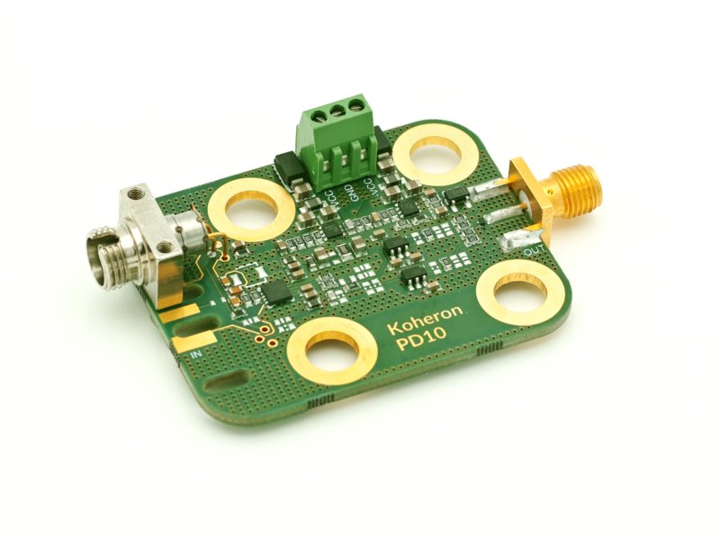 High dynamic range photodetector