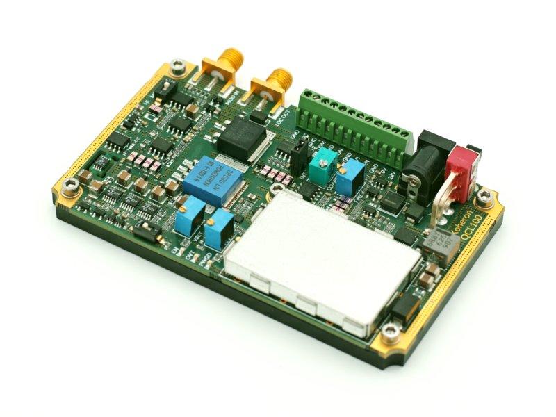 QCL100 - Quantum cascade laser driver