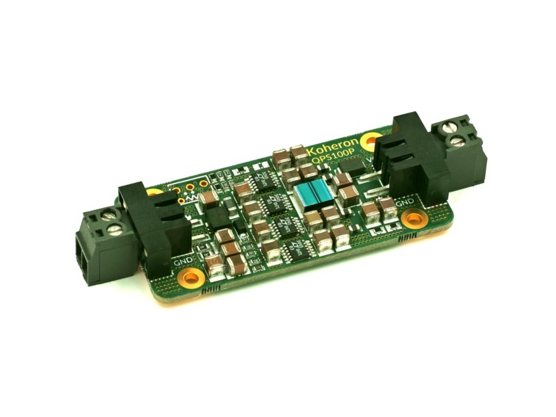 Low noise linear power supply