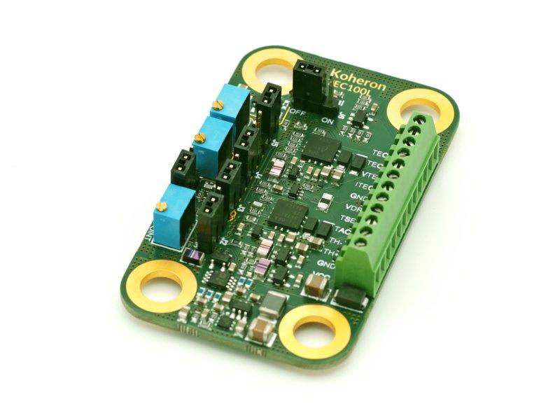 TEC100L - linear temperature controller